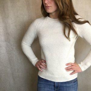 🌲GAP Crewneck Knit Fisherman Sweater